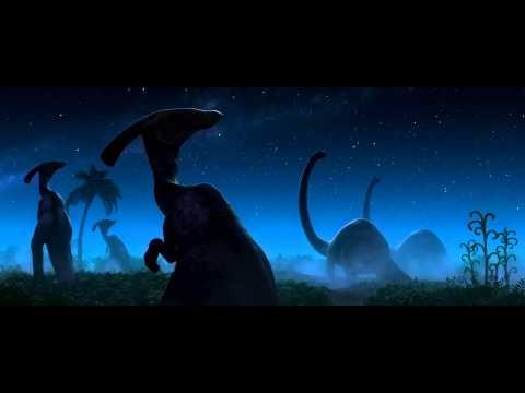 Dobr� Dinosaurus - trailer na pixar rozpr�vku