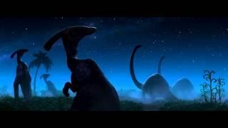 Dobrý Dinosaurus - trailer na pixar rozprávku