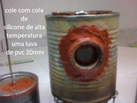 COMO FAZER UM MOTOR STIRLING CASEIRO PASSO A PASSO- how to make a stirling engine from scrap