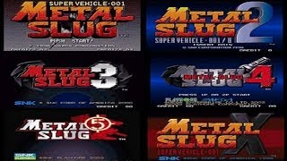 DESCARGAR METAL SLUG COLLECTION PARA PC