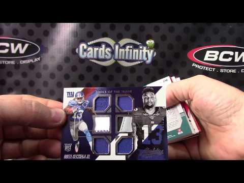 Hai's 2014 Absolute Football 3 Box Break