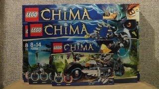 NOWOŚCI SIERPIEŃ 2013 LEGO CHIMA