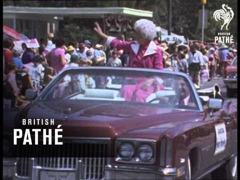 Florida Primary Election Parades (1970-1975)