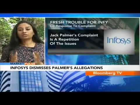 Market Pulse: Infosys Dismisses Palmer's Allegations