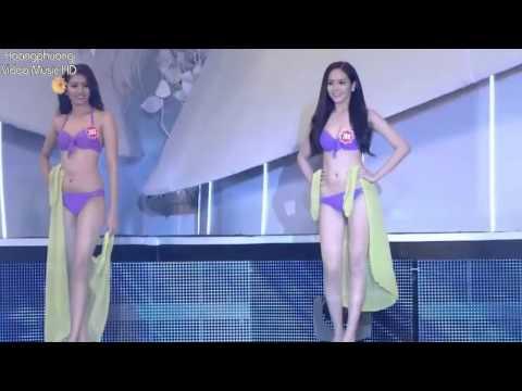 Nonstop | Việt 2015 Người Đã Yêu Ai || Hoa hậu Việt Nam áo tắm bikini 2014 Full HD