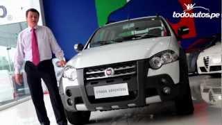 Fiat Strada Adventure En Perú I Video En Full HD I