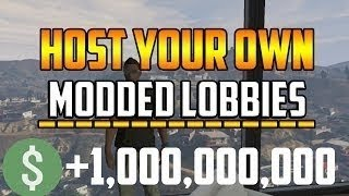 Gta 5 Online *NEW* Host Modded Lobbies! New DNS Codes