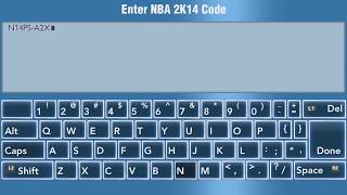 NBA 2K14 Locker Codes - (Diamond Kobe/Durant Code, VC, GoldPack) | PS4/XB1 & PS3/360