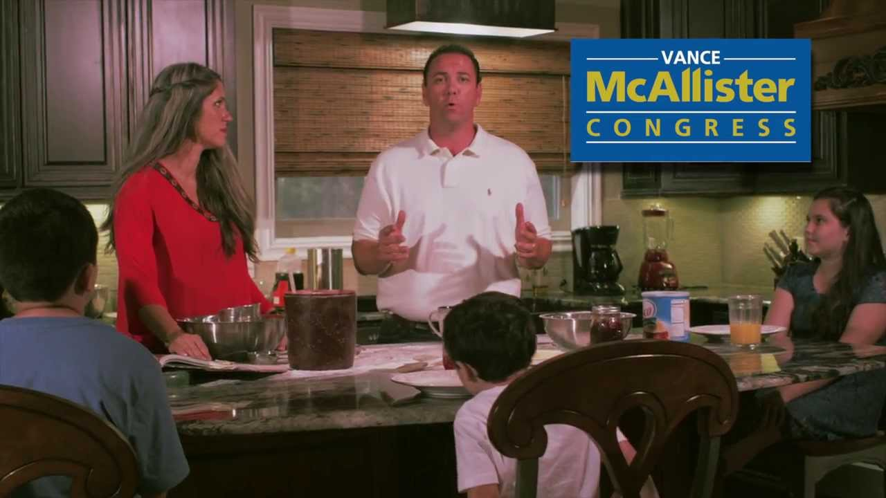 Can't We All Get Along – Without Vance McAllister?