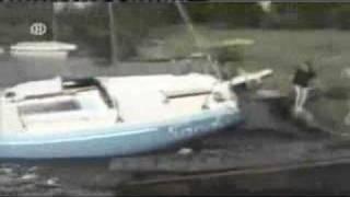 ボートから落ちちゃいました動画コンピレーション