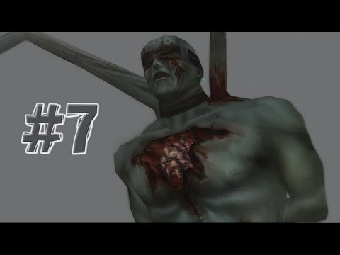 Resident Evil Code: Veronica X Walkthrough - Part 7 Antarctica / Nosferatu Boss Fight