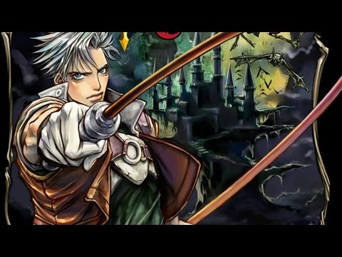Castlevania: Circle of the Moon -- A Quick Tour of Castlevania's Portable Past on GBA
