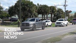 Florida residents evacuate ahead of Hurricane Michael