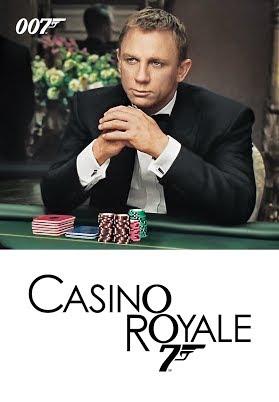 Omega casino royale movie poster