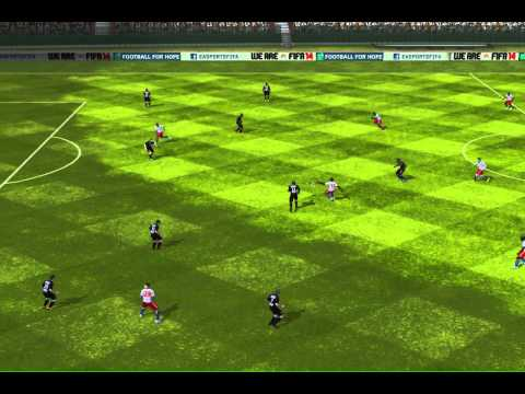 FIFA 14 iPhone/iPad - Brazzers vs. RAEC Mons