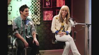Hannah Montana Ft. David Archuleta- I Wanna Know You (With
