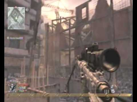 The Best Mw2 Trickshot Ever!?