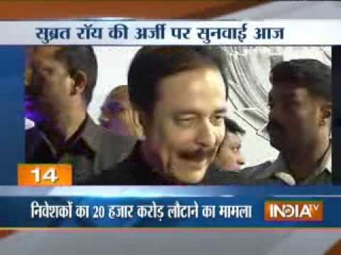 Subrata Roy to stay in jail this holi?