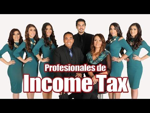 Income Tax, su dinero rápido!