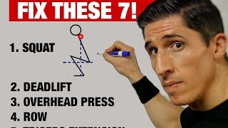 7 Subtle Exercise Fixes for BETTER Gains (WORK INSTANTLY!)
