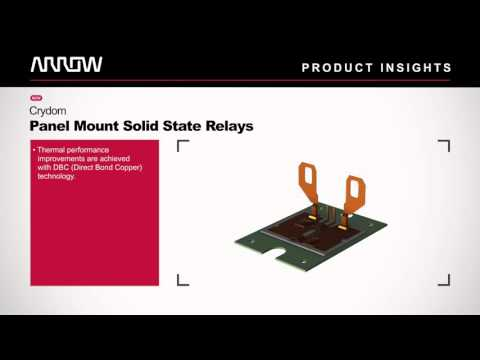 Product Insights - Crydom's Solid State Relays