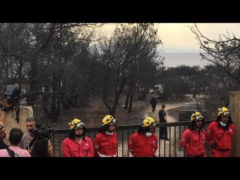 Πυρκαγιά στο Μάτι: Καιγόντουσαν ζωντανοί και ούρλιαζαν