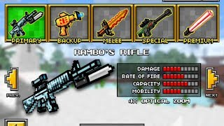 Pixel Gun 3D Unlimited Coins Glitch/Hack IFunBox [IOS