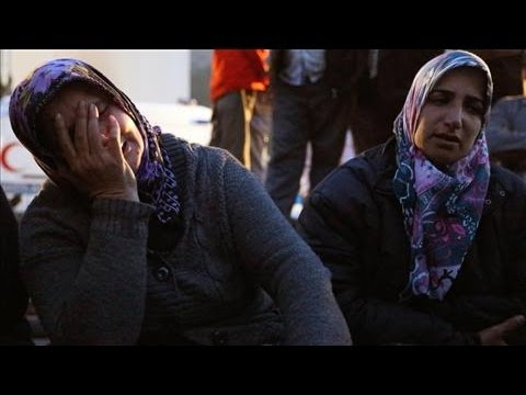 Turkish Mine Disaster Sparks Grief, Outrage