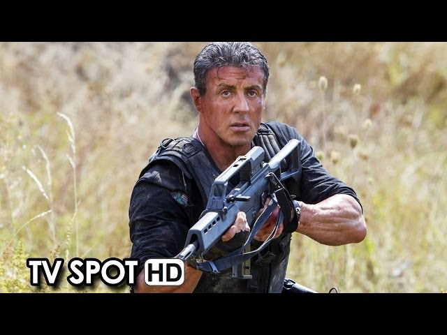 The Expendables 3 Official TV Spot - Heroes (2014) HD