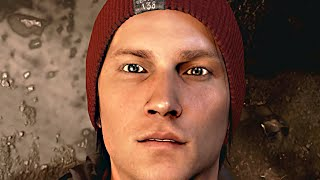 Infamous Second Son PS4 All Cutscenes Gameplay Movie - Powers