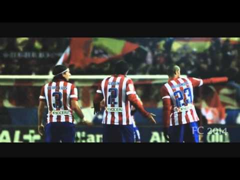 FC Barcelona vs Atletico Madrid - Promo - Battle for La Liga Champion 2014 HD