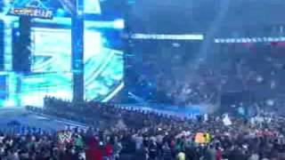 John Cena Entrance Wrestlemania 25 (la Mejor Entrada De