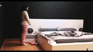 A cama que se arruma sozinha