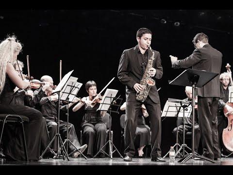 Pablo León Candela – Andorra SAX FEST'14 – Final Concurs