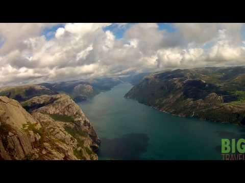 Бюджетные туры в Норвегию Фьорды Водопады Экскурсии Рафтинг - экскурсии