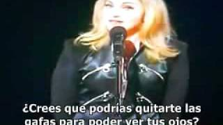 Mtv Video Music Awards 2009 Madonna Tributo A Michael