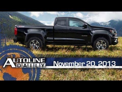 2013 LA Auto Show Reveals - Autoline Daily 1262