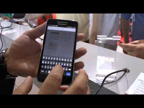Lenovo Vibe X smartphone FUll HD Android anteprima IFA 2013