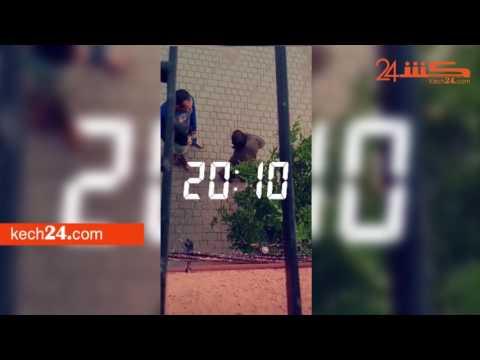 مسلح يروع ساكنة مراكش