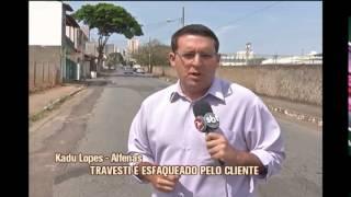 Travesti � esfaqueado por cliente ap�s programa em Alfenas