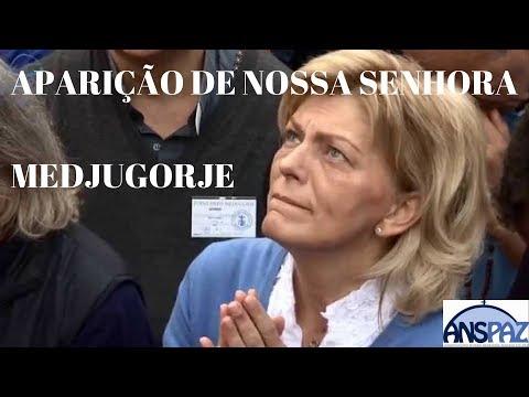 Aparição de Nossa Senhora em Medjugorje | MIRJANA | 02.11.2017 | ANSPAZ