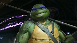 Injustice 2: Teenage Mutant Ninja Turtles Gameplay Trailer