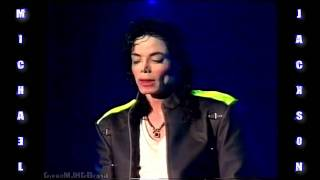 Michael Jackson - J5 Medley & I'll Be There HWT Helsinki 1997 HD Remastered