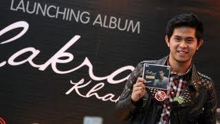Cakra Khan Mengingat Dia (Lyrics Video HD)