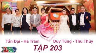VỢ CHỒNG SON | Tập 203 FULL | Tấn �ại - Hà Trâm | Duy Tùng - Thu Thủy | 090717 💑