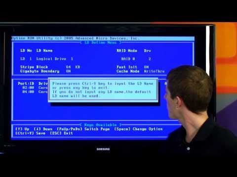 System Build Guide - BIOS & Windows Setup Featuring AMD Ultimate System NCIX Tech Tips