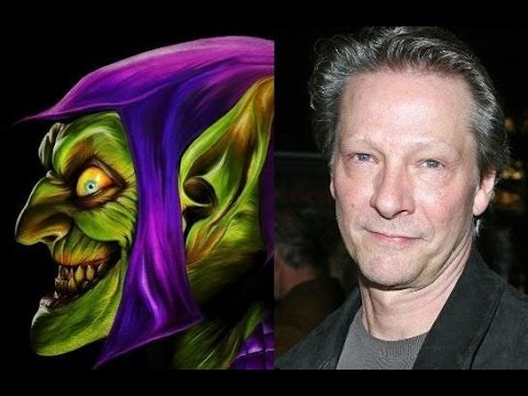 Chris Cooper Will Play Norman Osborn! THE AMAZING SPIDER-MAN 2