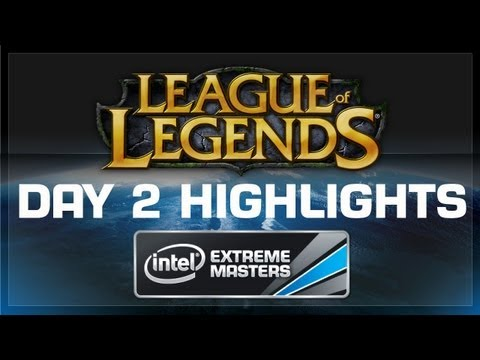 LoL Gamescom - Best Plays and Highlights - European Regionals, Day 2