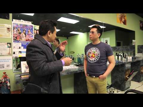MC VIET THAO- CBL (351)- LE'S BÁNH MÌ- ASIAN CORNER MALL- NORTH CAROLINA- JANUARY 10, 2015
