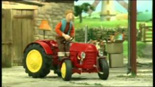 Kicsi Piros Traktor - A kupa